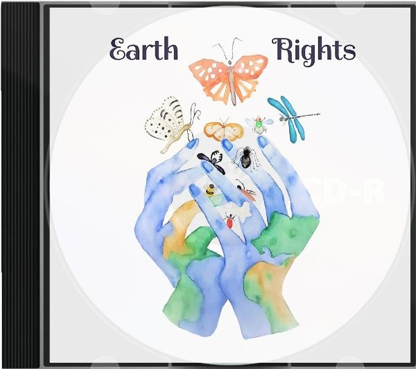 CD Cover EarthRights Podcast