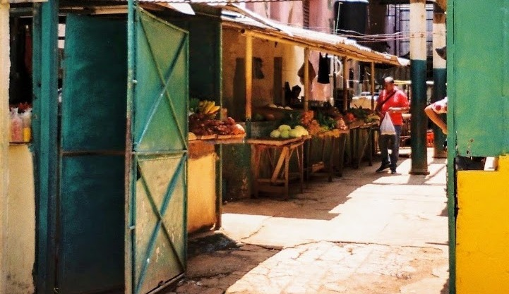 Cuba's black market and ending the dual-currency era