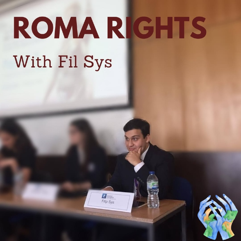 Episode 1 Roma Rights with Fil Sys